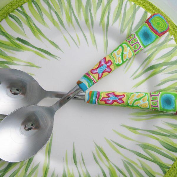 Salatbesteck Löffelsitl